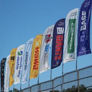 reklamné vlajky